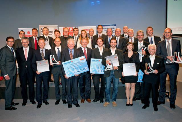 Bild 1 zum Artikel «Oberösterreichs innovativste Unternehmen 2012»