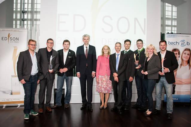 Bild 1 zum Artikel «Auf EDISONS`s Spuren - Die besten Ideen Oberösterreichs»
