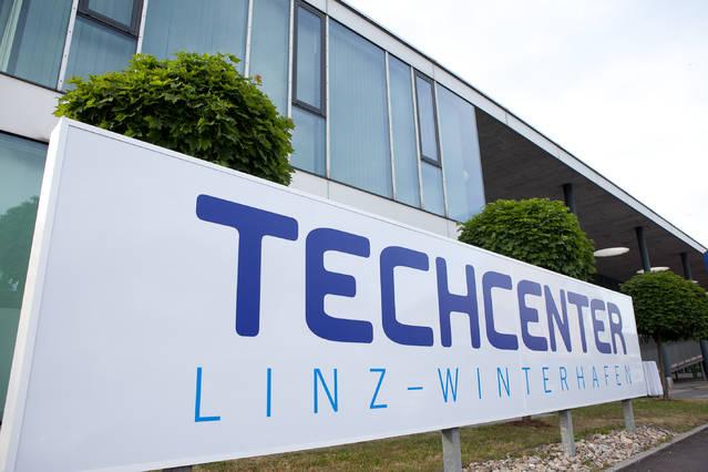 Bild 1 zum Artikel «Linzer TECHCENTER wird ausgebaut - S&T siedelt Konzernzentrale am Hafen an»