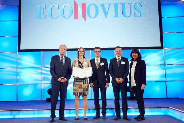 Bild 1 zum Artikel «ECONOVIUS 2015 � der Österreichische Staatspreis für das innovativste KMU»