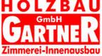Logo: Holzbau Gartner